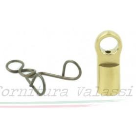 Attacco candela con molla Sport15 / Superalce / Guzzino 12.390 - M188 Candele / Attacchi candela12,90€ 12,90€