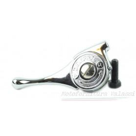 Manettino cromato SX. anticipo magnete 09.054  -  T2700 Manettini anticipo/gas/aria60,00€ 60,00€