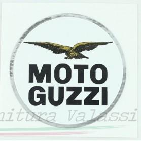 "Adesivo \\""Moto Guzzi\\"" tondo cromo d.6 cm 70.612 Adesivi vari4,00€ 4,00€"