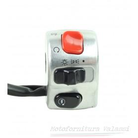 Dispositivo luci destro Calif.EV / Stone / Titanium...... 94.701 - 03738846 Deviatori luci/frecce /dispositivi elettrici103,0...