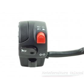 Dispositivo luci sinistro standard (adattabile a LM / T3..) 94.802 Deviatori luci/frecce /dispositivi elettrici64,50€ 64,50€