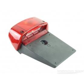Fanale posteriore Benelli 125 con portatarga 08.320 Fanalini posteriori30,00€ 30,00€