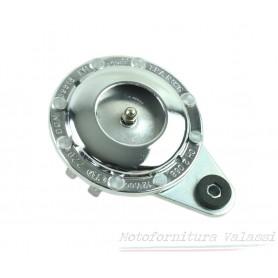 Claxon cromato 12V corrente continua 350/650/750 NTX 27743715 Claxon / Trombe30,00€ 30,00€