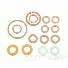 Serie rondelle fibra bilancieri testa 500 Falcone / Ercole 21.007 Rondelle fibra5,30€ 5,30€