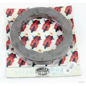 Serie dischi frizione magnum 5v con ferro 81.007 Dischi frizione35,00€ 35,00€