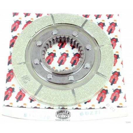 Coppia dischi frizione V7/850/1000 dentatura vecchia 81.013 - 14084450 - 28084460 Dischi frizione81,00€ 77,00€