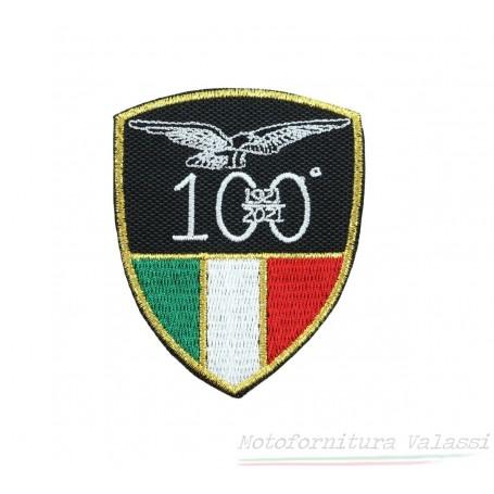 """Toppa scudetto termoadesiva centenario """"Moto Guzzi"""" 60.067 Centenario """"MOTO GUZZI""""7,00€ 7,00€"""