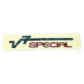 """Scritta \\""""V7 Special\\"""" 70.513 - 13917806 Decalcomanie scritte coperchi laterali3,30€ 3,30€"""