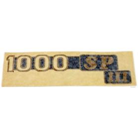 """Scritta """"1000 SP III"""" oro/nero - rosso/nero 70.532 Decalcomanie scritte coperchi laterali5,50€ 5,50€"""