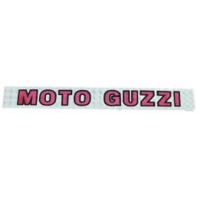 """Adesivo """"Moto Guzzi"""" rosso metallizzato  Adesivi vari1,00€ 1,00€"""
