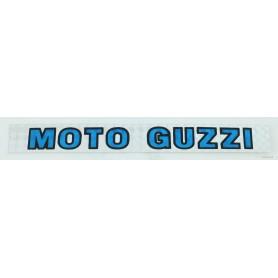 "Adesivo ""Moto Guzzi"" blu metallizzato  Adesivi vari1,00€ 1,00€"