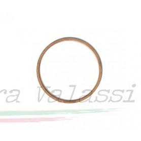 Guarnizione in rame testa cilindro Galletto 192 avviamento a pedale / avviamento elettrico 62.301 - 39035 - 90718650 Guarnizi...